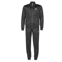 Oblačila Moški Trenirka komplet Emporio Armani EA7 TRAIN CORE ID M T-SUIT TT FZ CH PL Črna