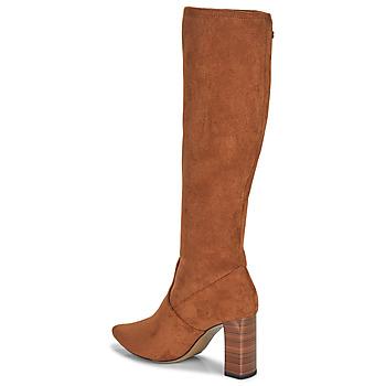 Čevlji  Ženske Mestni škornji    Caprice 25501-364 Cognac