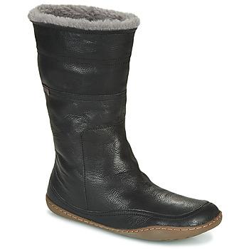 Čevlji  Ženske Mestni škornji    Camper PEU CAMI Črna