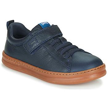 Čevlji  Otroci Nizke superge Camper RUNNER 4 Modra