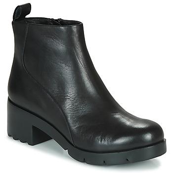 Čevlji  Ženske Gležnjarji Camper WND0 Črna
