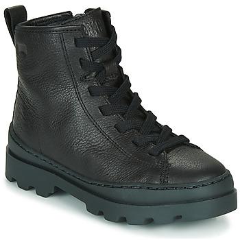 Čevlji  Otroci Polškornji Camper BRUTUS Črna