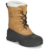 Čevlji  Ženske Škornji za sneg KAMIK ALBORG Kostanjeva