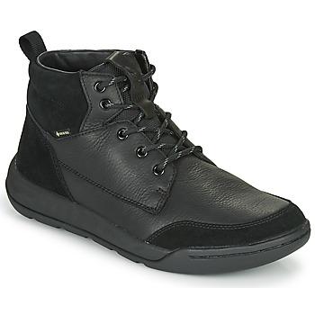 Čevlji  Moški Polškornji Clarks ASHCOMBEHIGTX Črna