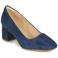 Čevlji  Ženske Salonarji Clarks SHEER ROSE 2 Modra