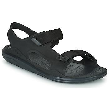 Čevlji  Moški Sandali & Odprti čevlji Crocs SWIFTWATER EXPEDITION SANDAL M Črna
