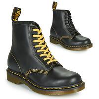 Čevlji  Moški Polškornji Dr Martens 1460 PASCAL ATLAS Črna