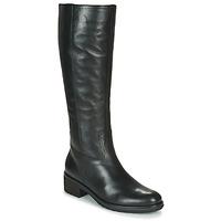 Čevlji  Ženske Mestni škornji    Gabor 5161527 Črna