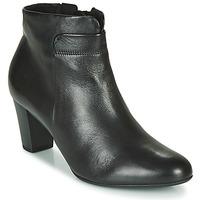 Čevlji  Ženske Gležnjarji Gabor 5296157 Črna