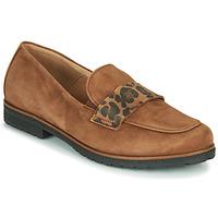 Čevlji  Ženske Mokasini Gabor 5243241 Kamel