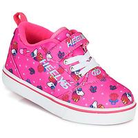 Čevlji  Deklice Čevlji s koleščki Heelys PRO 20 X2 Rožnata
