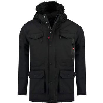 Oblačila Dečki Parke Geographical Norway ALCALINE BOY Črna