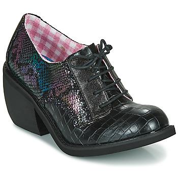 Čevlji  Ženske Čevlji Derby Irregular Choice TIPPLE Črna