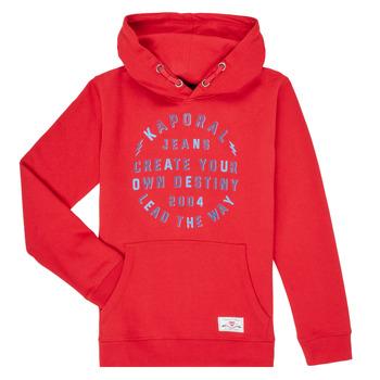 Oblačila Dečki Puloverji Kaporal OCTAV Rdeča
