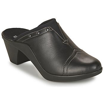 Čevlji  Ženske Natikači Romika Westland ST TROPEZ 271 Črna