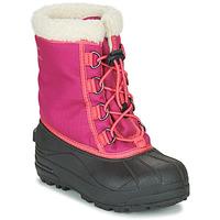 Čevlji  Deklice Škornji za sneg Sorel YOUTH CUMBERLAND Rožnata