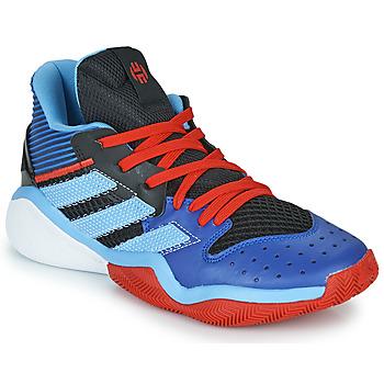 Čevlji  Košarka adidas Performance Harden Stepback Modra / Črna