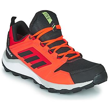 Čevlji  Moški Tek & Trail adidas Performance TERREX AGRAVIC TR G Rdeča / Črna