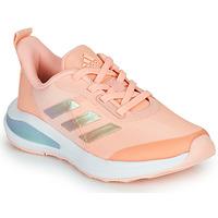 Čevlji  Deklice Nizke superge adidas Performance FORTARUN  K Rožnata