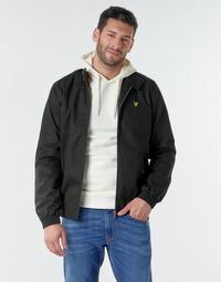 Oblačila Moški Jakne Lyle & Scott JK462VC Črna