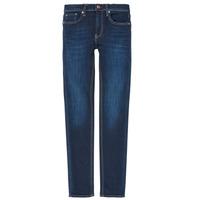 Oblačila Dečki Jeans straight Teddy Smith FLASH Modra