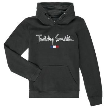 Oblačila Dečki Puloverji Teddy Smith SEVEN Modra
