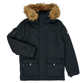 Oblačila Dečki Parke Teddy Smith KILIAN Črna