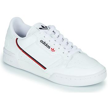 Čevlji  Nizke superge adidas Originals CONTINENTAL 80 VEGA Bela
