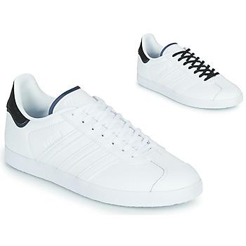 Čevlji  Nizke superge adidas Originals GAZELLE Bela