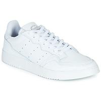 Čevlji  Nizke superge adidas Originals SUPERCOURT Bela