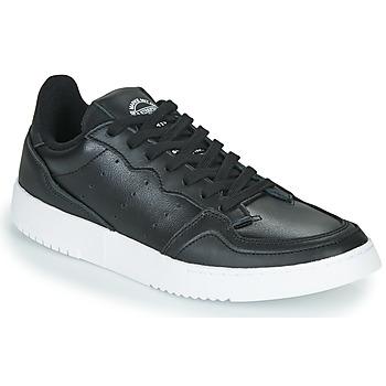 Čevlji  Nizke superge adidas Originals SUPERCOURT Črna