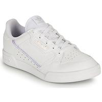 Čevlji  Deklice Nizke superge adidas Originals CONTINENTAL 80 C Bela