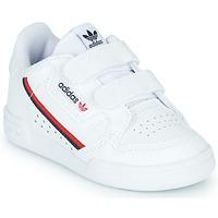 Čevlji  Otroci Nizke superge adidas Originals CONTINENTAL 80 CF I Bela