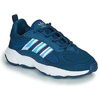 Čevlji  Dečki Nizke superge adidas Originals HAIWEE J Modra
