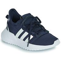 Čevlji  Dečki Nizke superge adidas Originals U_PATH RUN C Bela