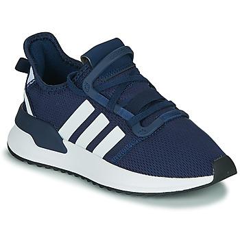 Čevlji  Dečki Nizke superge adidas Originals U_PATH RUN J Bela