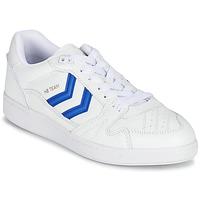 Čevlji  Nizke superge Hummel HB TEAM Bela / Modra