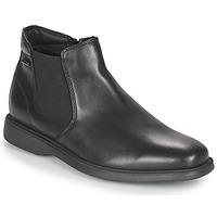 Čevlji  Moški Polškornji Geox BRAYDEN 2FIT ABX Črna