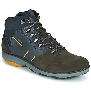 Čevlji  Moški Polškornji Geox NEBULA 4 X 4 B ABX Kostanjeva