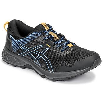 Čevlji  Moški Tek & Trail Asics GEL-SONOMA 5 Črna / Modra