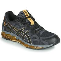 Čevlji  Moški Nizke superge Asics GEL-QUANTUM 360 6 Črna / Zlata