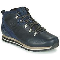 Čevlji  Moški Polškornji Timberland SPLITROCK 3 Modra