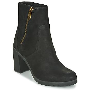Čevlji  Ženske Gležnjarji Timberland ALLINGTON BOOTIE Črna