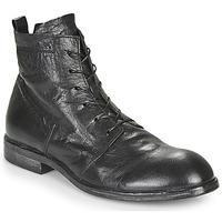 Čevlji  Moški Polškornji Moma PUNTO Črna