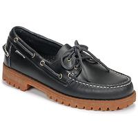 Čevlji  Moški Mokasini & Jadralni čevlji Sebago RANGERWAXY Modra