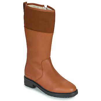 Čevlji  Ženske Mestni škornji    Kickers WATHIGH Kamel