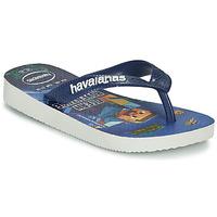 Čevlji  Dečki Japonke Havaianas KIDS MINECRAFT Modra