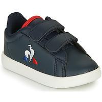 Čevlji  Otroci Nizke superge Le Coq Sportif COURTSET INF Modra