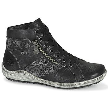 Čevlji  Ženske Visoke superge Remonte Dorndorf R1497-45 Črna