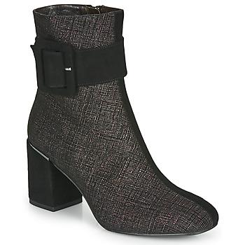 Čevlji  Ženske Gležnjarji Perlato JAMIROCK Črna
